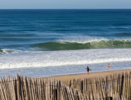 Spots de surf Lacanau
