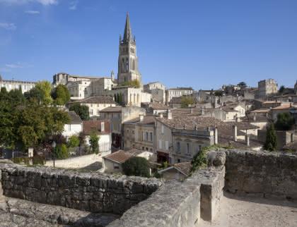 Vue générale St Emilion