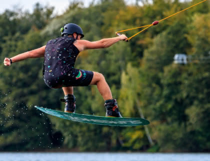 wakeboard Hourtin