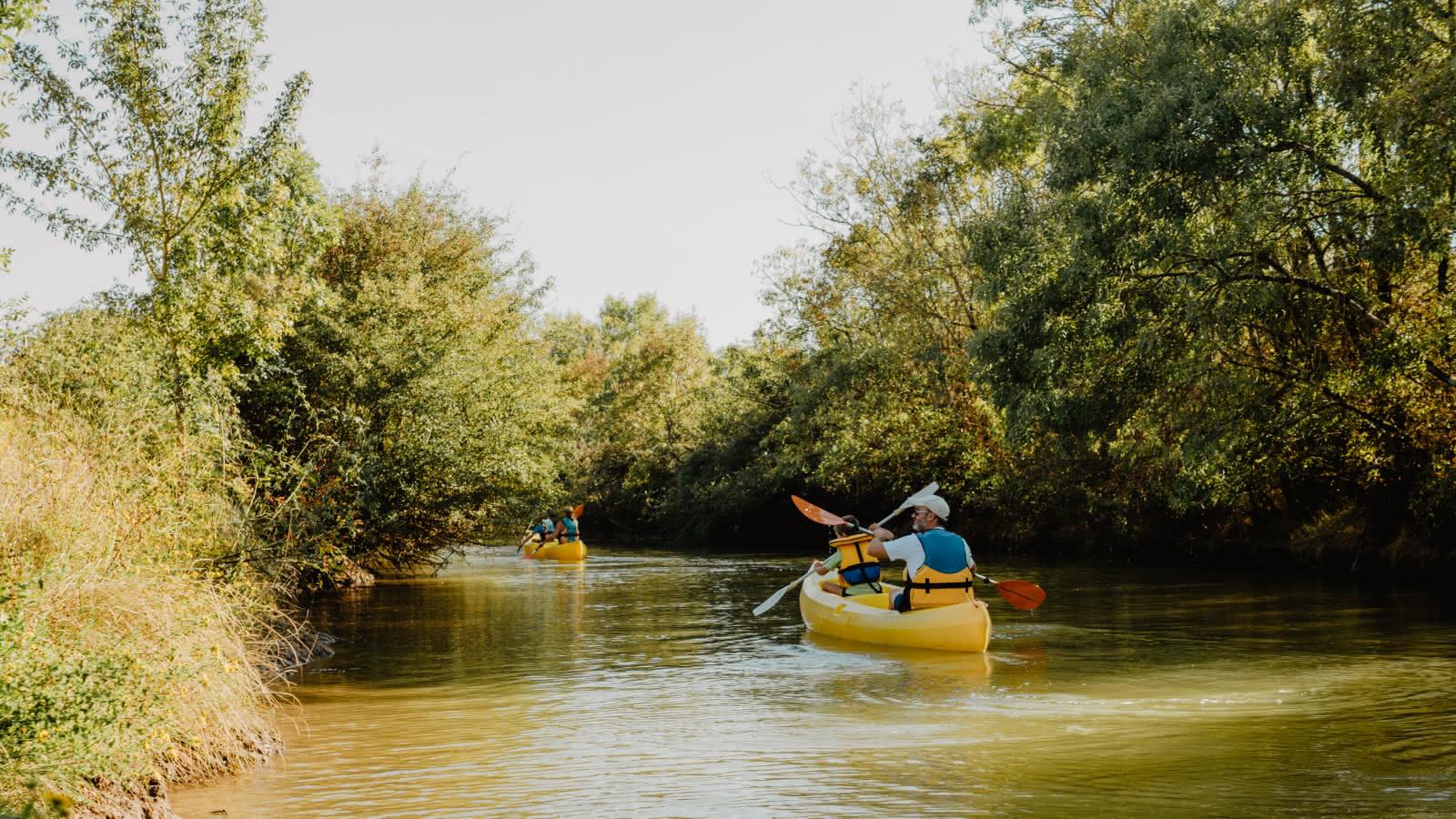Canoë Kayak - © Clément Chambaud