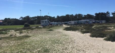 aire de camping car Soulac 2