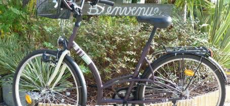 Domaine la Résinière Location de Vélo