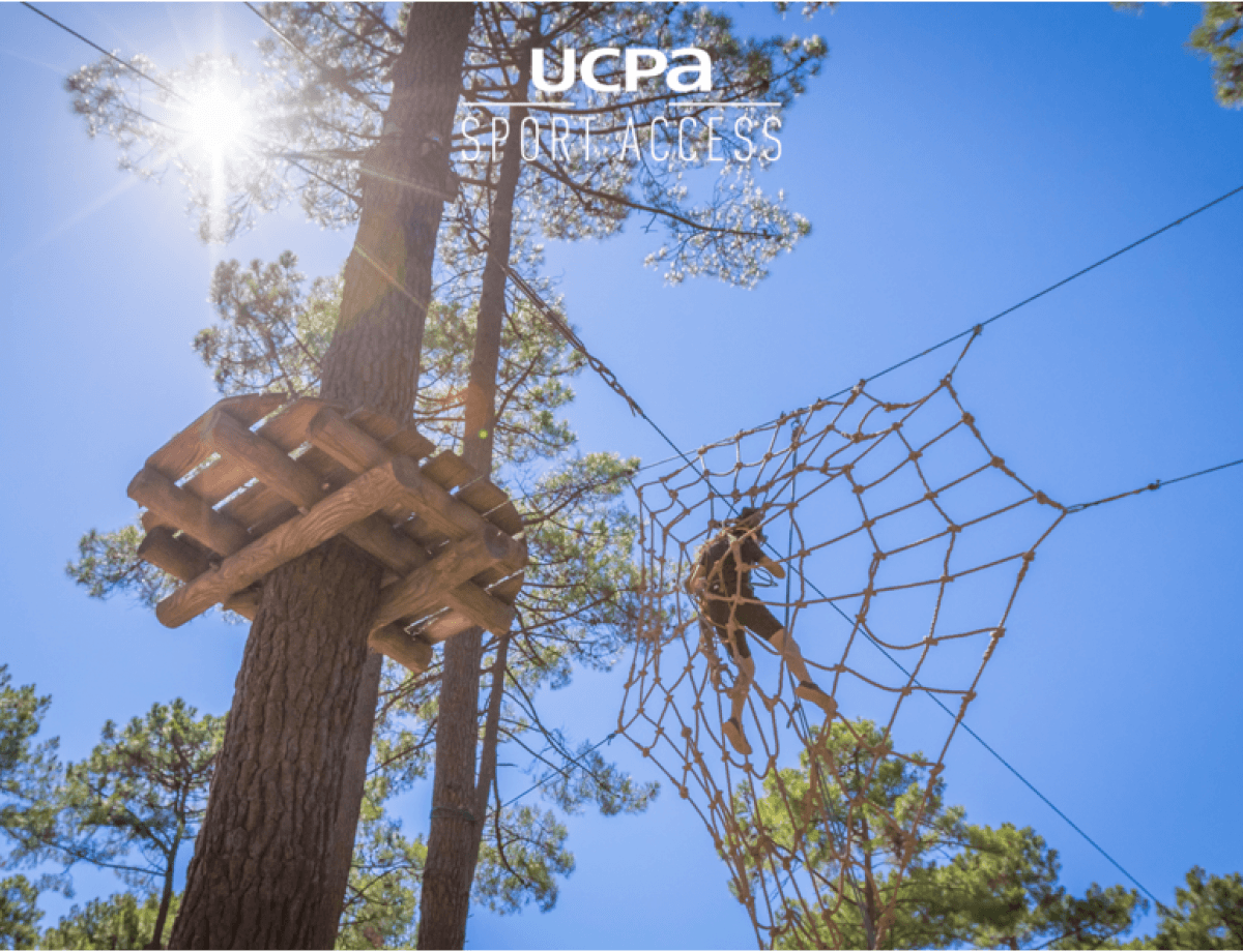 UCPA - Parcours Aventure 4