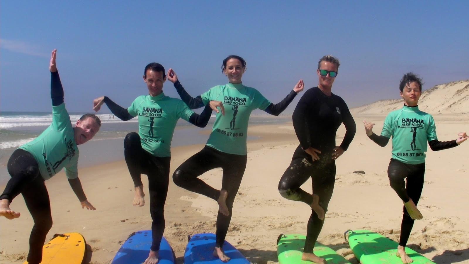 Ecole de Surf-Banana Surf School-Lacanau (8)