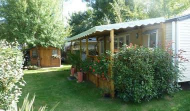 Camping-La Résinière-Hourtin-mobilhome 4