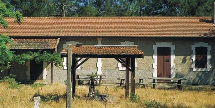 Maison foretière des Cavales