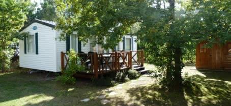 Camping Domaine de la Résinière Hourtin Port 5