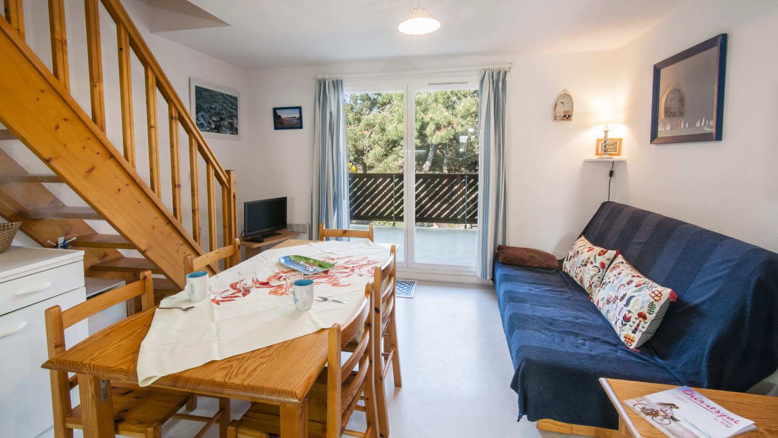 Appartement Hameaux de l'Océan1