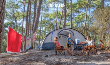 Camping de la Dune Bleue 11