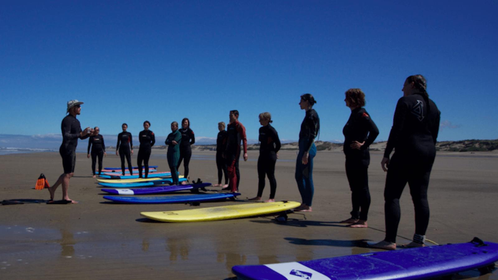 Ulmo Surf school1