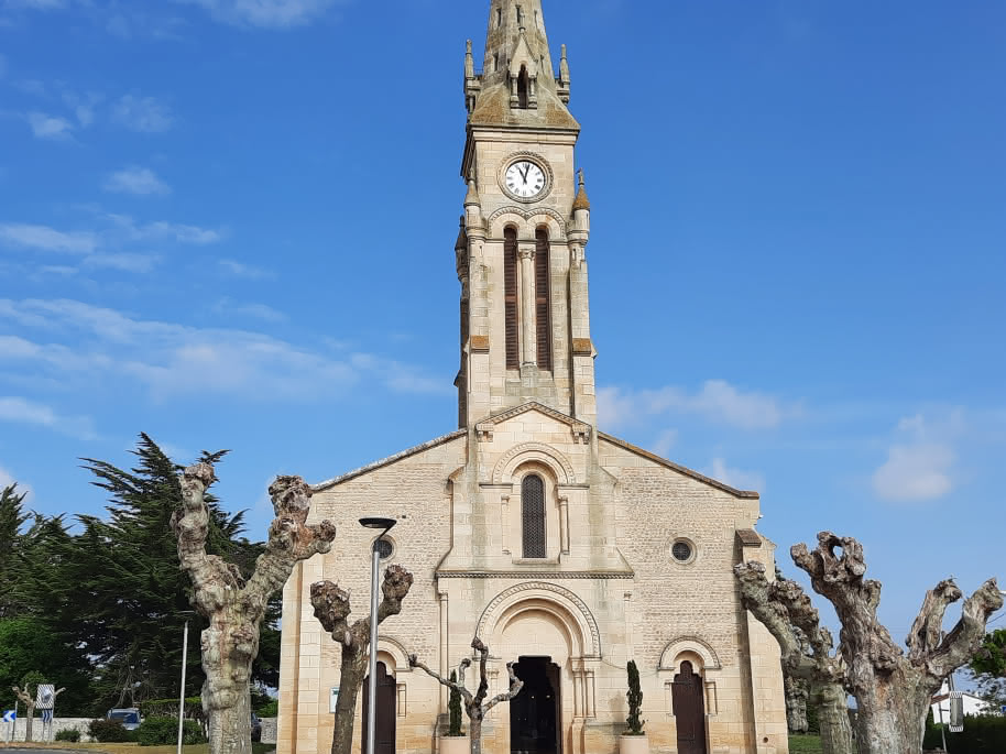 Eglise de Talais