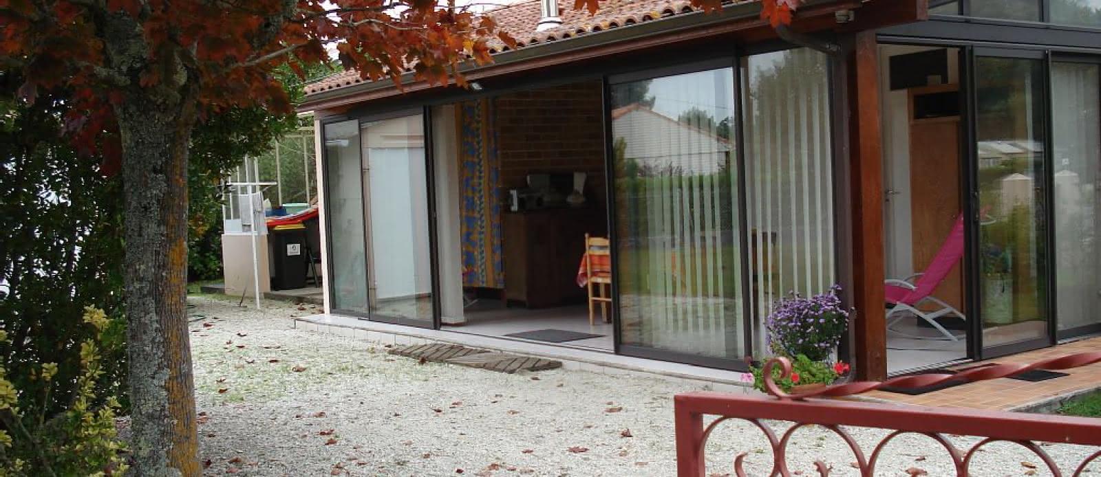 Location de vacances Carcans Deycard Muriel