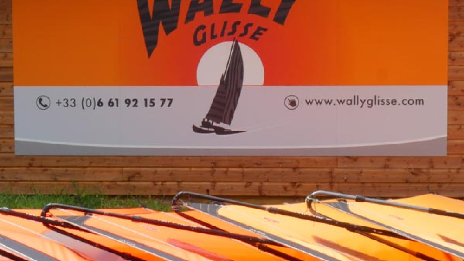Wally Glisse - Ecole de voile 3
