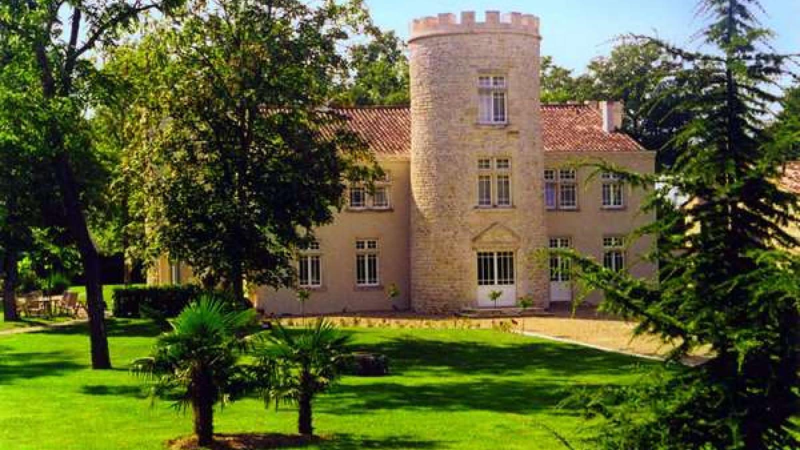 St-Sauveur - Château Fontesteau