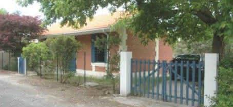 villa soulacaise rue calme