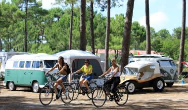 Camping Campéole Médoc Plage2