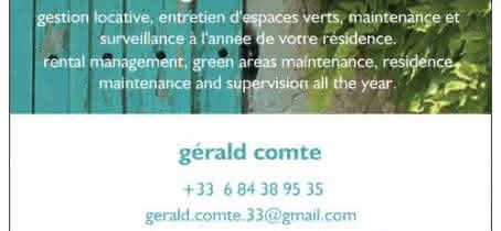 House Service - Gérald Comte