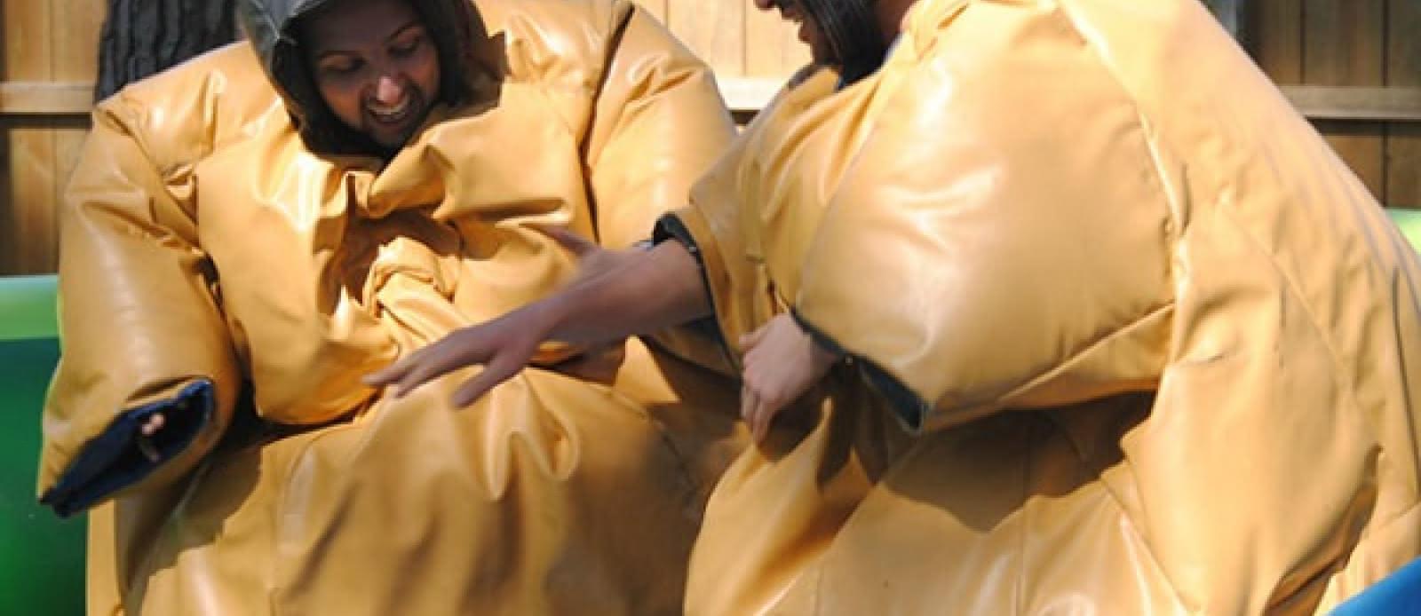 Parc de l'Aventure -Combat de sumo