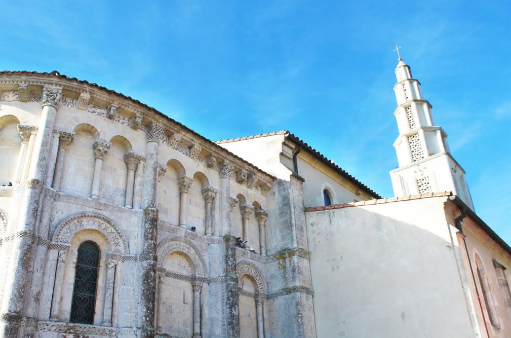 Eglise Saint-Vivien-de-Médoc - © Médoc Atlantique