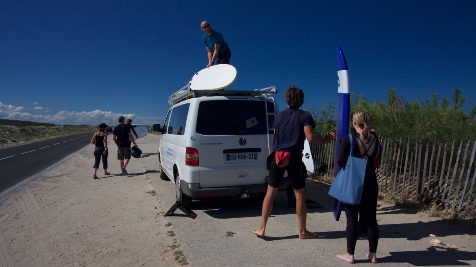 Ulmo Surf school5