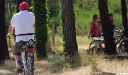 Vélodyssée - Hourtin au Bassin 3