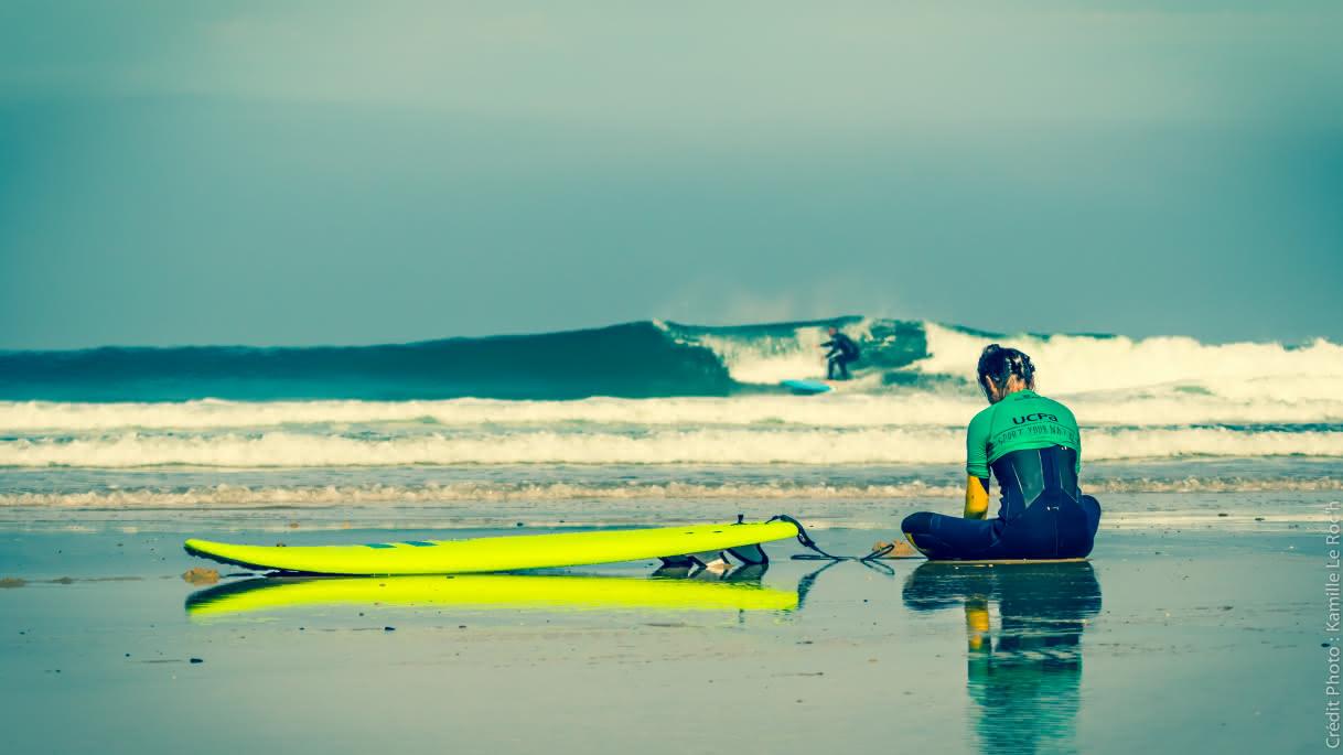 UCPA - Le Surf Sans Frontières3