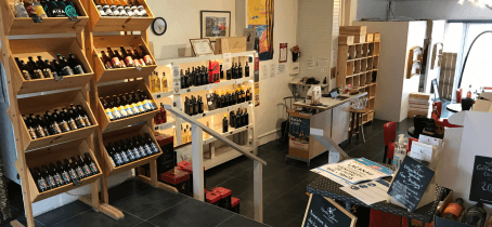 Image intérieur magasin