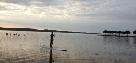Activité - Windygliss - Carcans - Stand up Paddle