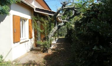 Jardin Coté rue