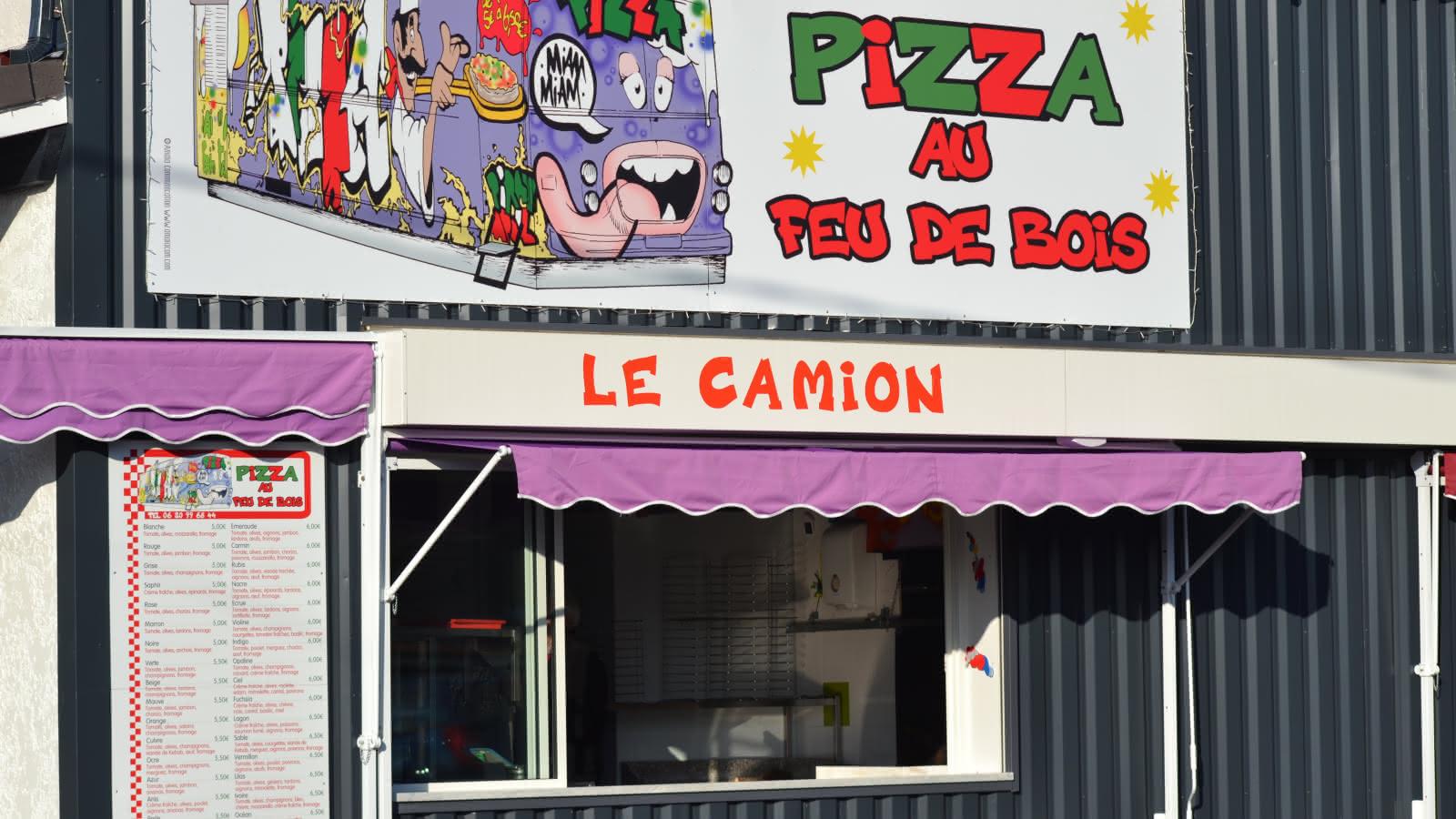 Restaurant Lacanau Pizza Au feu de bois