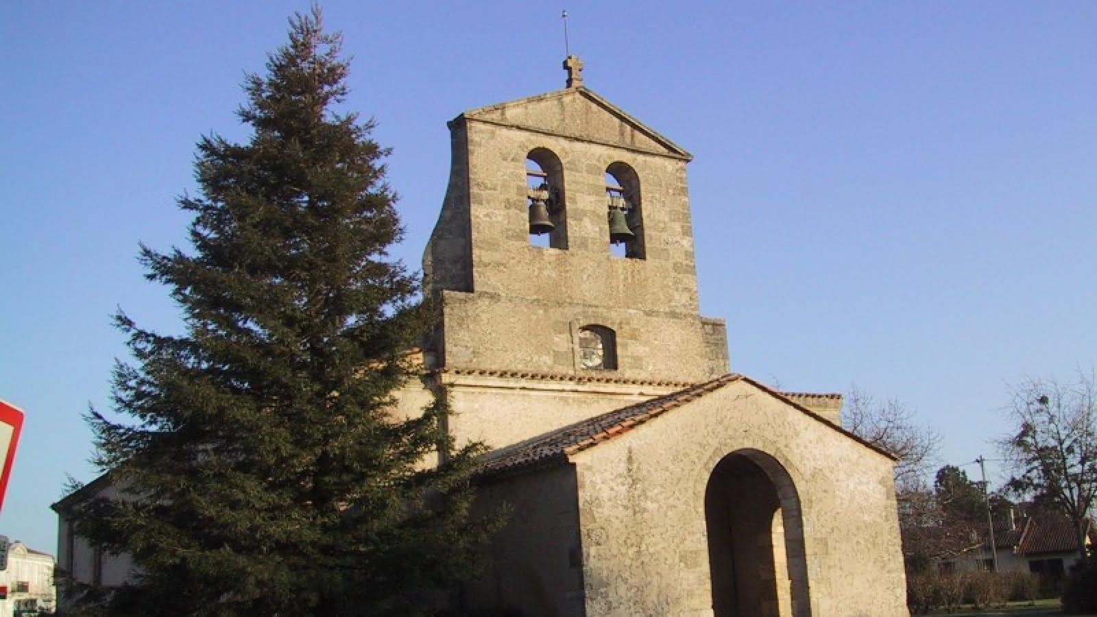 Eglise Saint-Vincent de Lacanau