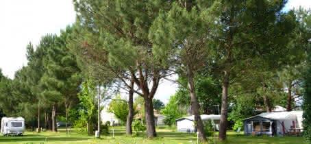 Camping La Prairie Carcans