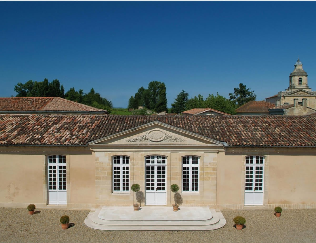 Cantenac - Château Desmirail