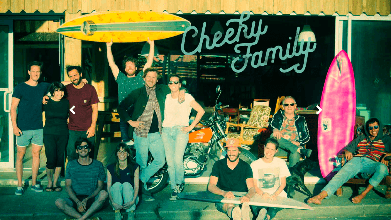 Cheeky Family Surf School & Camp9