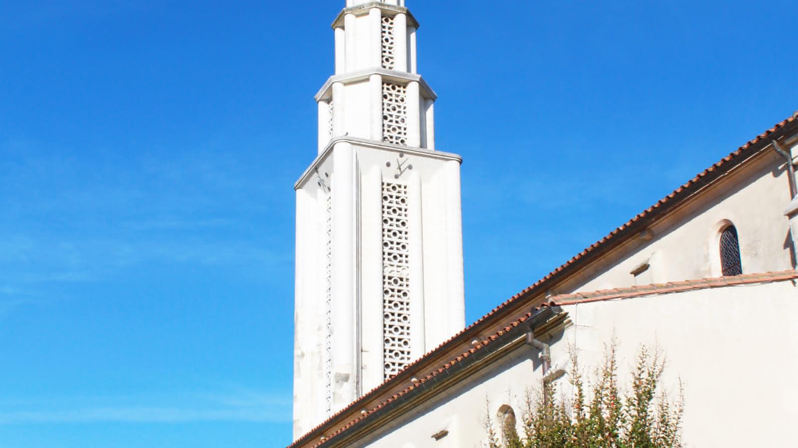 Eglise Saint-Vivien-de-Médoc - © Médoc Atlantique (1)