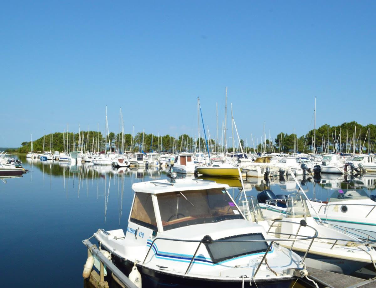 Hourtin Port - © Médoc Atlantique (1)