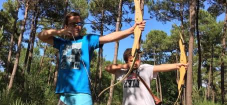 Arc'Aventure - La Forêt de Robin