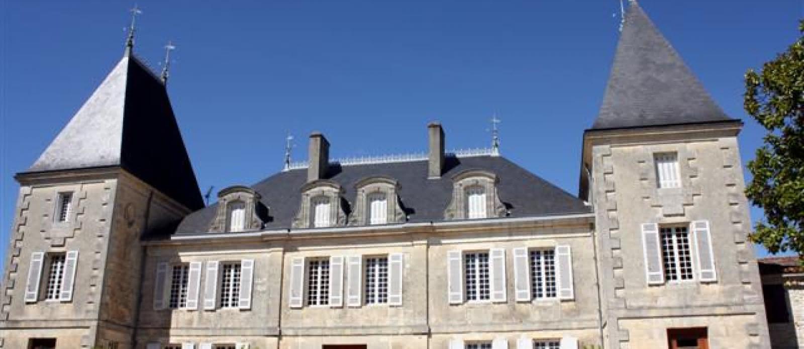 Peyrabon chateau1