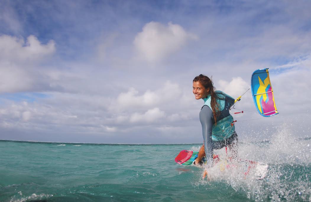 Evolution 2 Kite et wake board school Lacanau