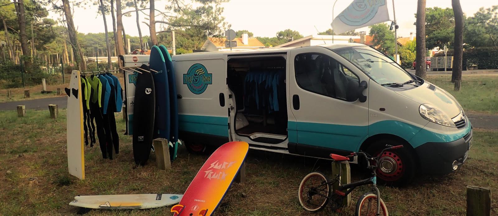 Tombottom Surf Truck 8