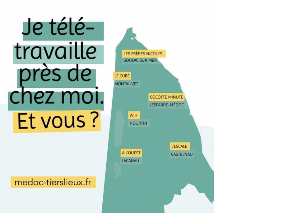 Les Frères Nicoll's - L'espace de Coworking - Soulac-sur-Mer