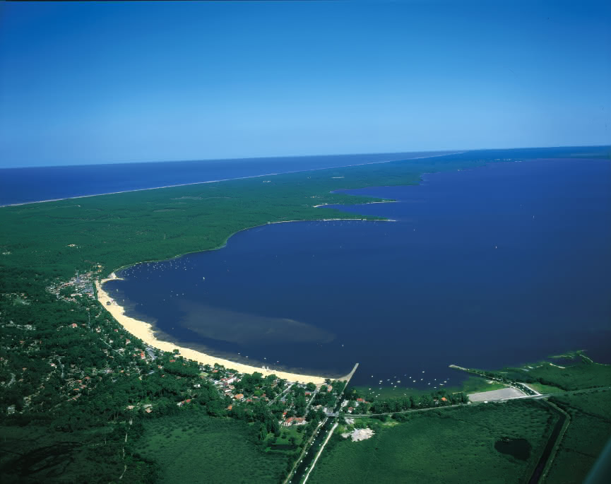 Photo du lac