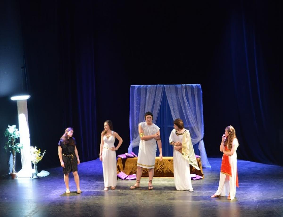 Carcan'Scène Théâtre