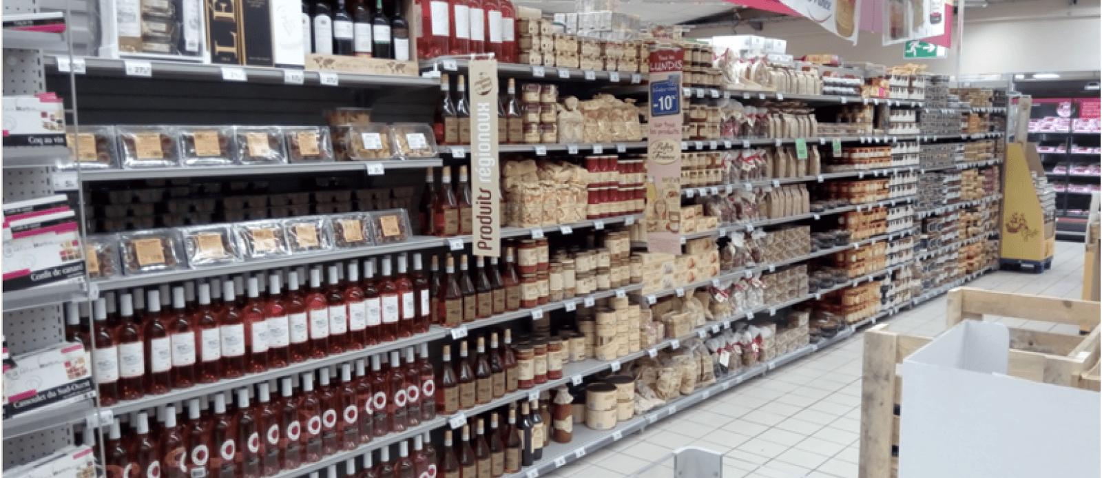Carrefour Market Soulac