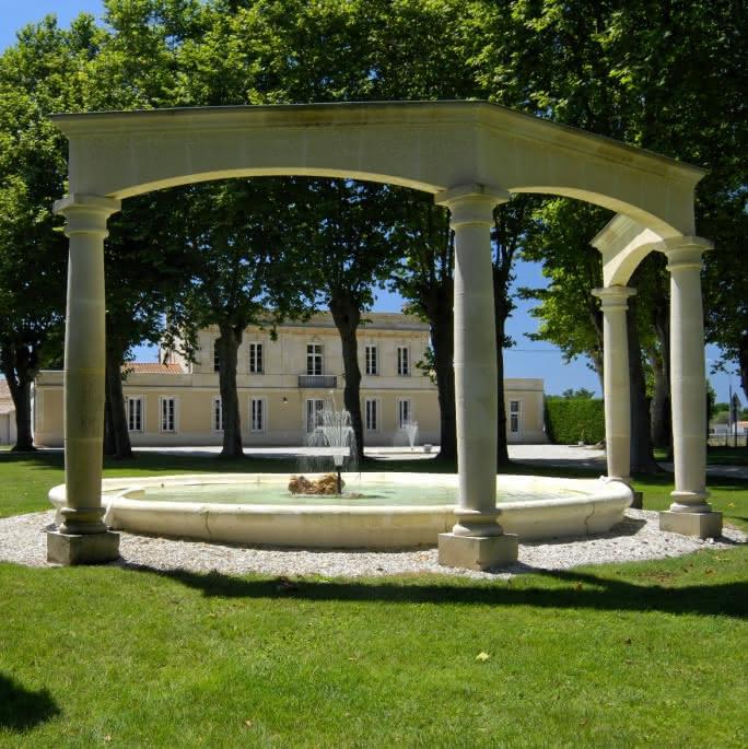 Château Haut Breton Larigaudière - Trianon