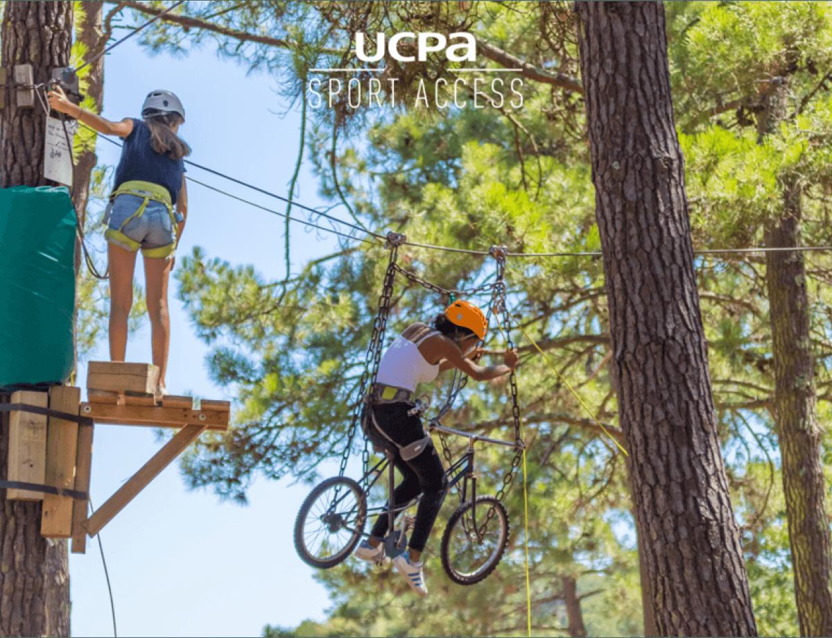 UCPA - Parcours Aventure 3