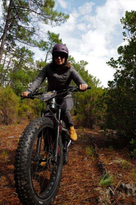 Location de vélo - évolution 2 Lacanau e-bike school 1