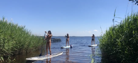 Evolution 2 Lacanau Stand'Up Paddle school 2