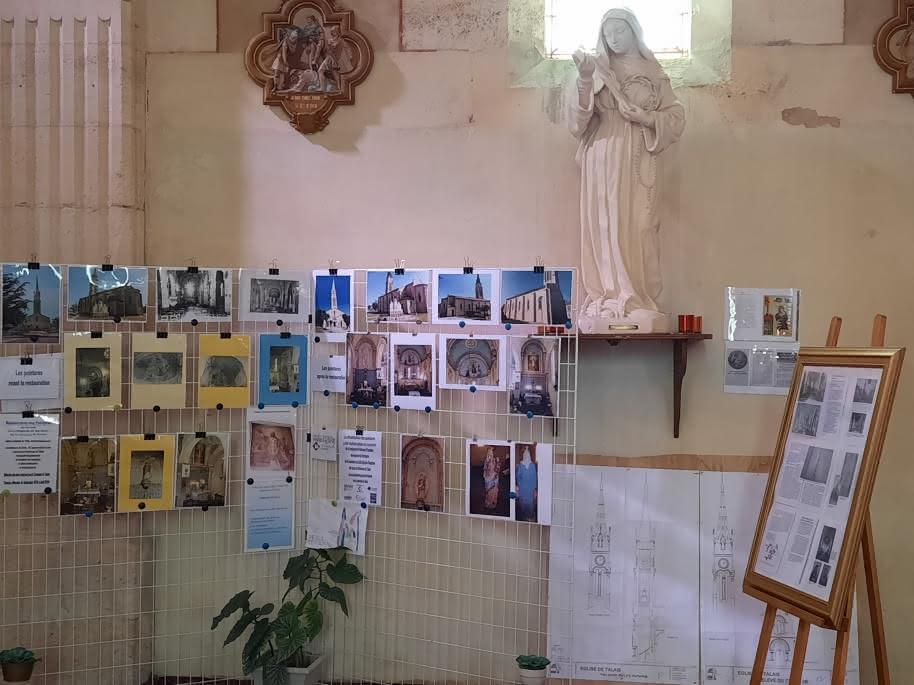 Expo Eglise de Talais