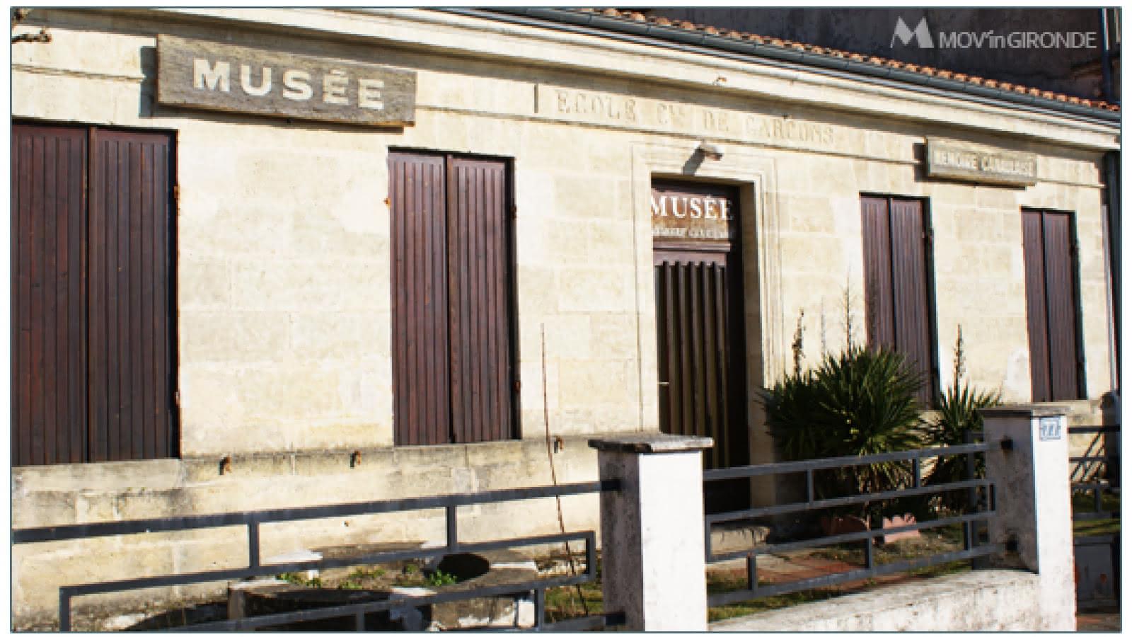 Musée Mémoire Canaulaise